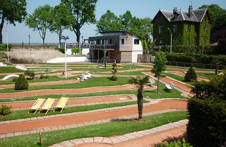 Saint-Valery-sur-Somme_Golf Miniature