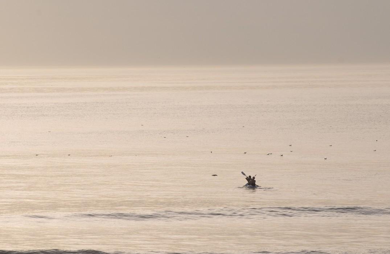 kayak_mer_couple<Baie de Somme