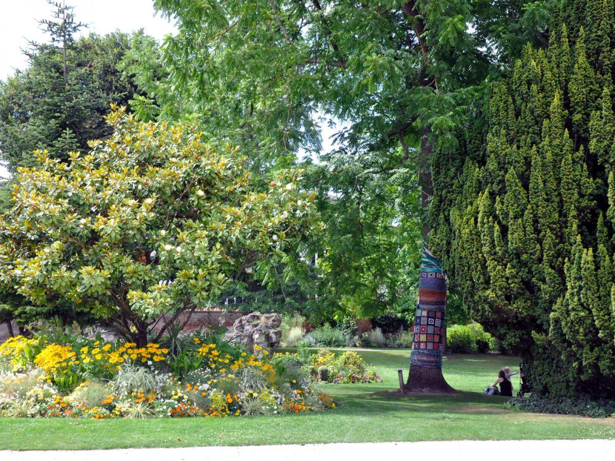 Jardin d'Emonville © Jane Trouvé
