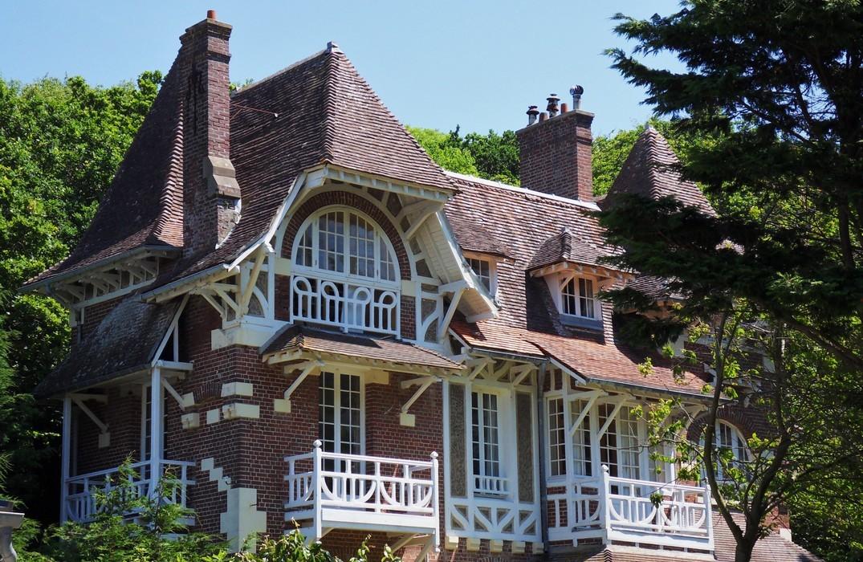 Villa Belle Epoque au Bois de Cise