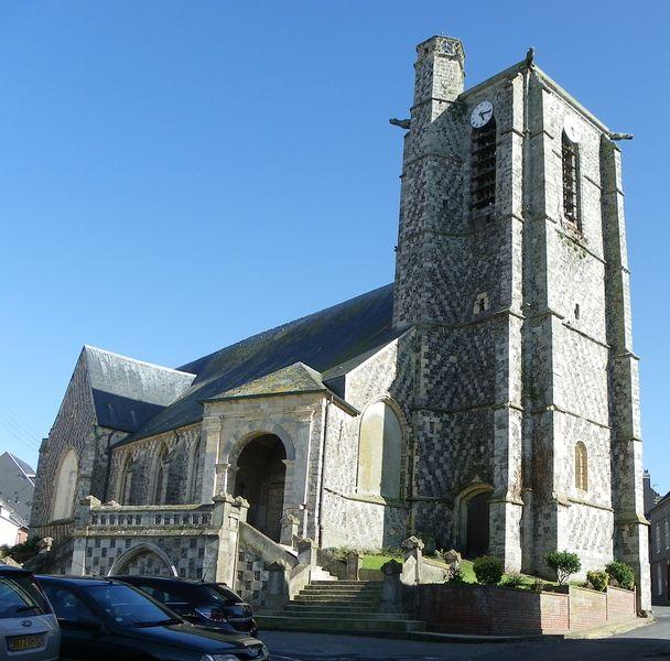 Ault église st pierre