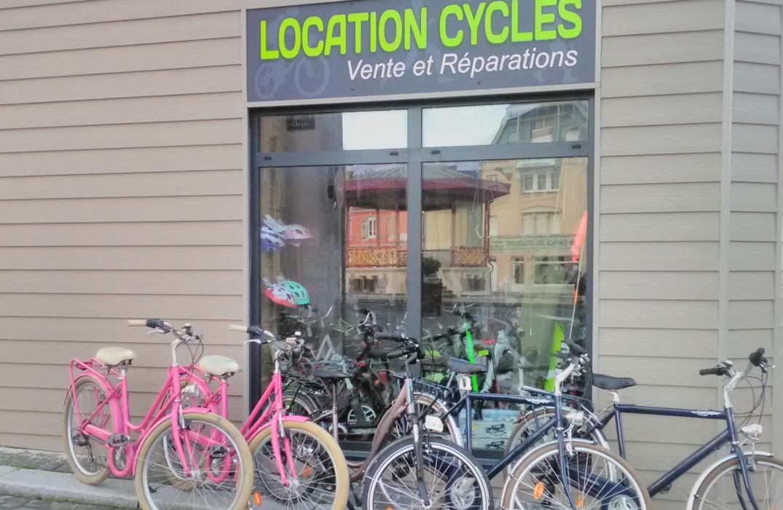 Location de Vélos – David Sports