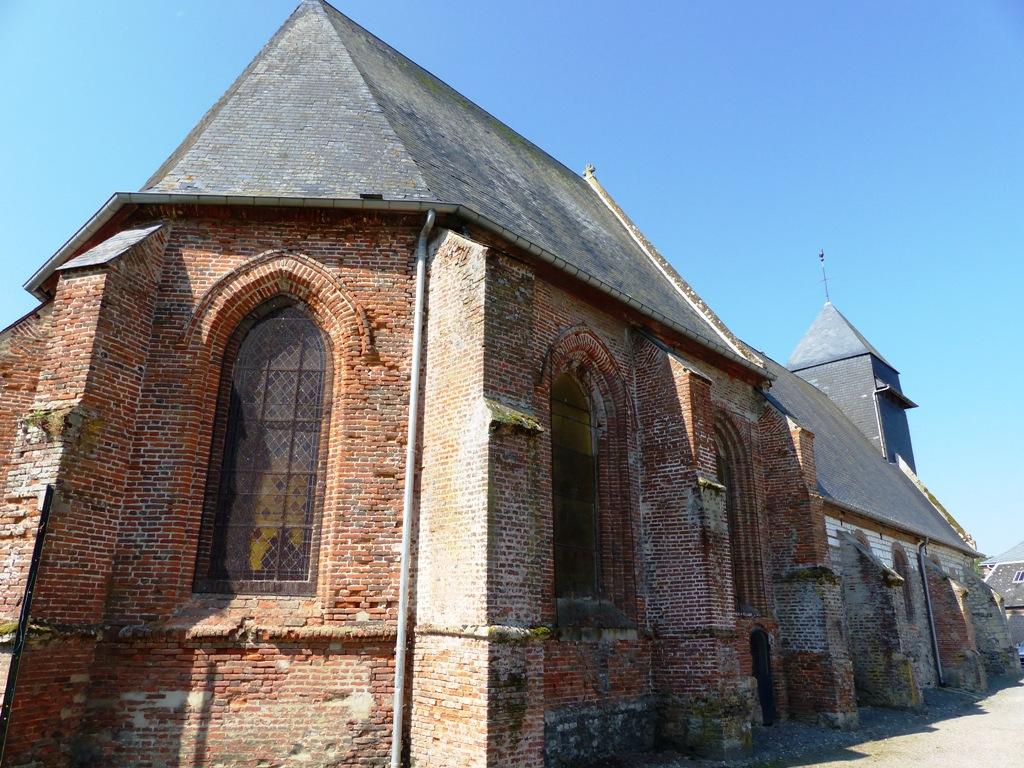 Eglise d'Arrest
