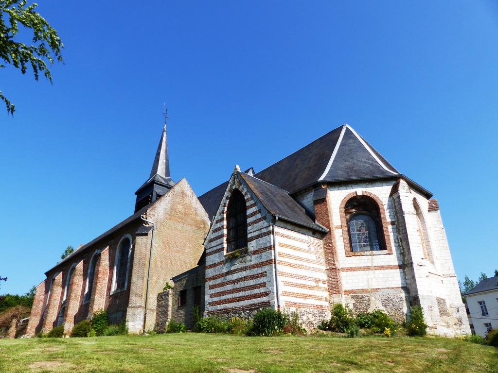 Eglise de Mons-Boubert