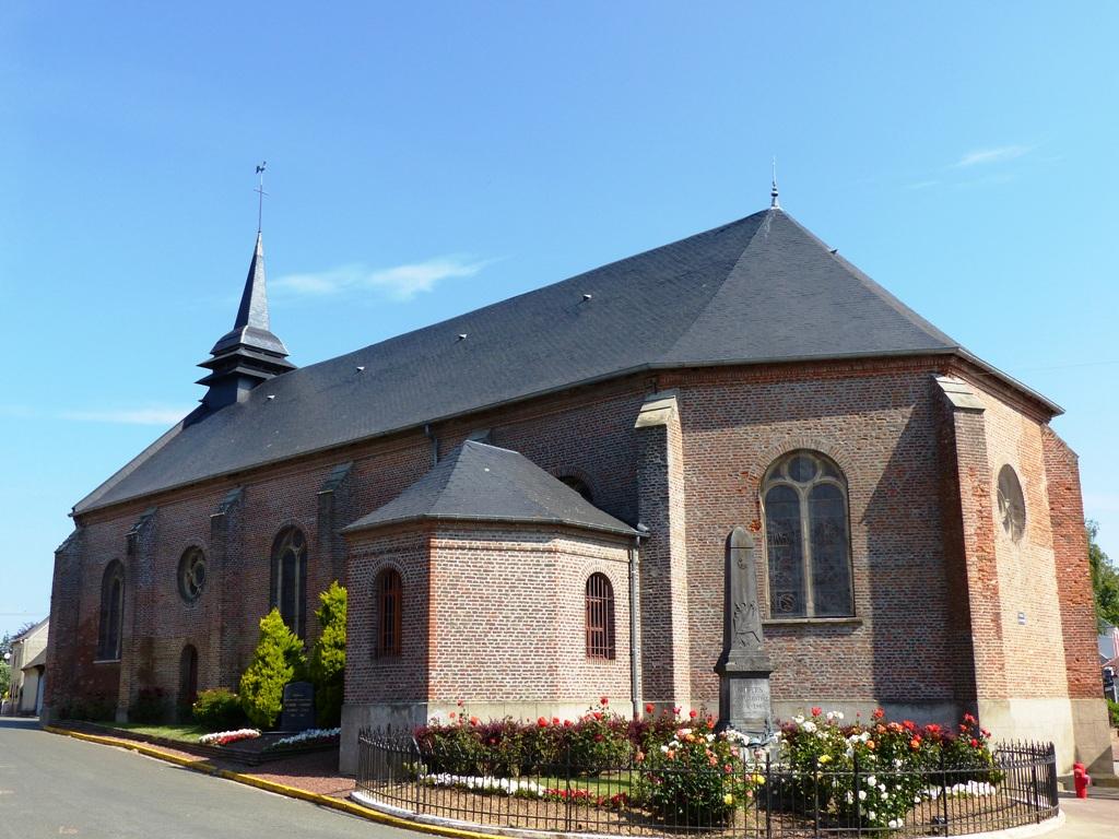 OTBaiedeSomme_Eglise_Vaudricourt