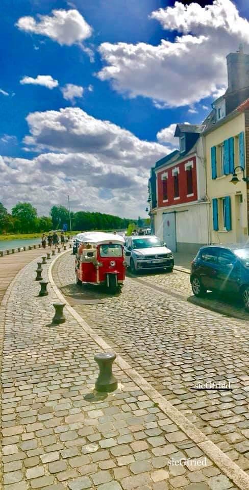 Tuk Tour-Saint-Valery-sur-Somme