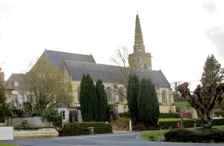 Fontaine-sur-Somme_église©ADRT80-MTestu