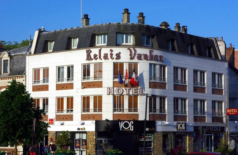 Relais Vauban_facade_Abbeville_Somme_Picardie