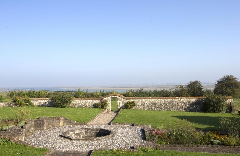 HOTPIC0800010075_Cap Hornu_vue baie_St Valery sur Somme_Somme_Picardie