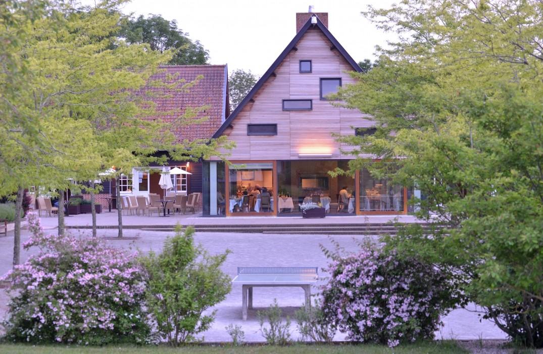 HOTPIC0800010075_Cap Hornu_vue salle restaurant_St Valery sur Somme_Somme_Picardie