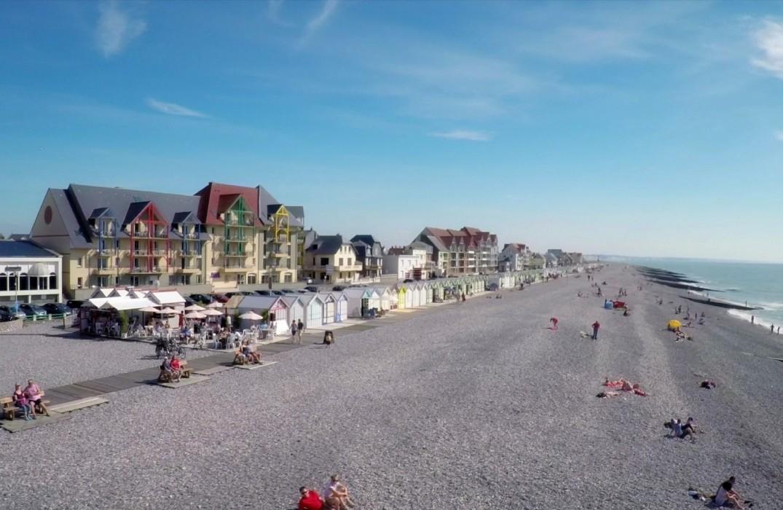 HPAPIC0800010523_Les galets de la Mollière_vue plage_Cayeux sur Mer_Somme_Picardie