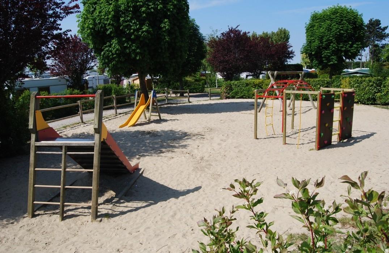 Le Village de la Sablière_aire de jeux_St Valery sur Somme_Somme_Picardie