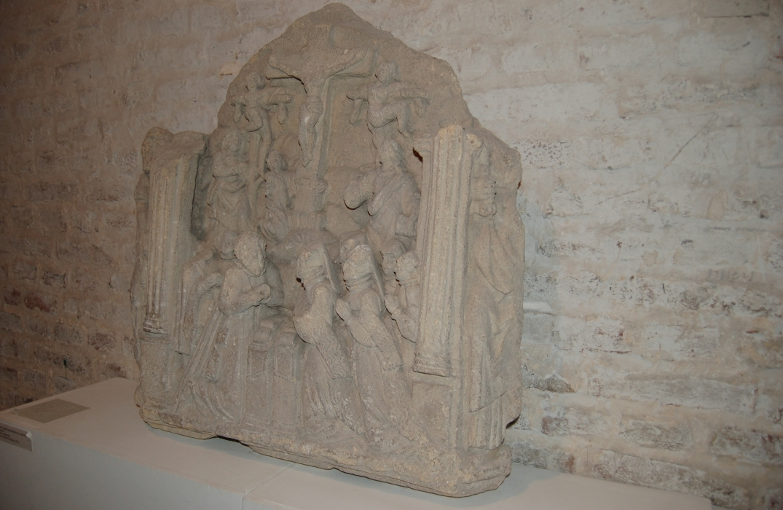 PCUPIC0800010913_musée boucher de perthes_détail_abbeville_somme_picardie ©Somme Tourisme-JL