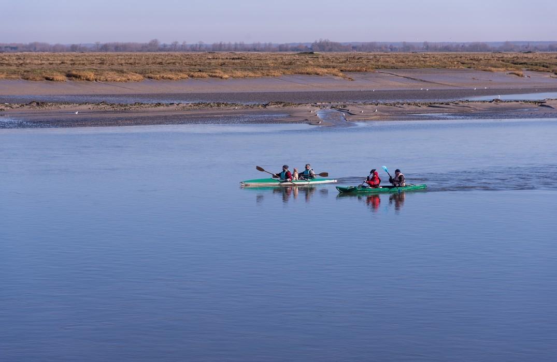 St Valery sur Somme_Club kayak baie des phoques_kayak