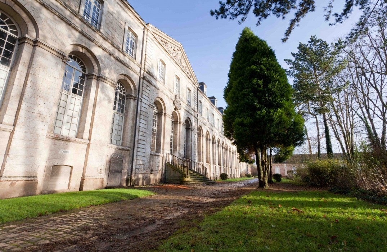abbaye royale_saint-riquier_somme_picardie ©Guillaume Crochez